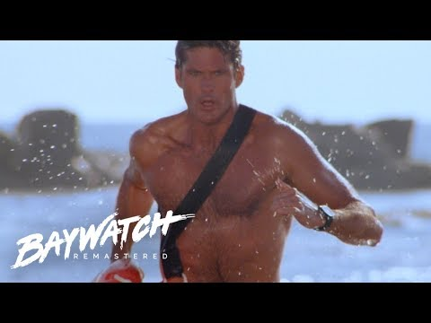 Baywatch Remastered | Opening Titles In HD