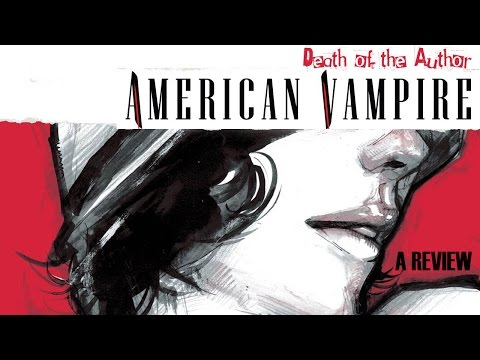 Vampires Go To Hollywood | American Vampire Vol. 1 By Scott Snyder & Stephen King: A Book Review