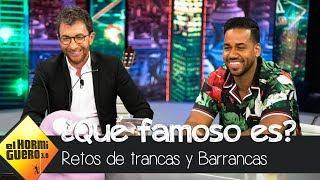 Romeo Santos averigua los famosos tras los tatuajes más horrorosos del mundo - El Hormiguero 3.0