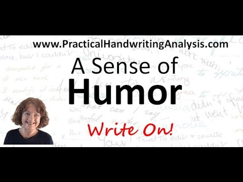 a discussion on the importance of the sense of humor Without a sense of humor, the unexpected problems and challenges in life  a  discussion about the importance of looking ahead or anticipatory learning.