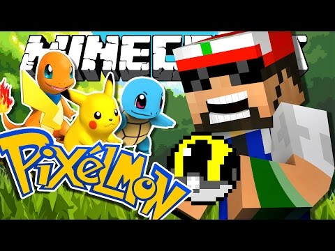 Minecraft | Pokemon | IT ALL STARTS HERE from YouTube · Duration:  18 minutes 6 seconds