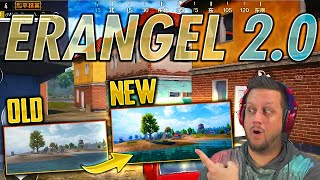 ERANGEL 2.0 GAMEPLAY - What is Coming to PUBG MOBILE?