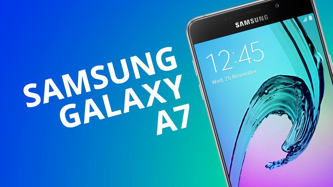 Samsung Galaxy A7 2016 [Análise] - Vídeos - Canaltech