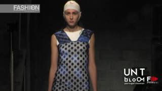 Portugal Fashion Bloom 2017   UN T