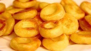Польские картофельные клецки