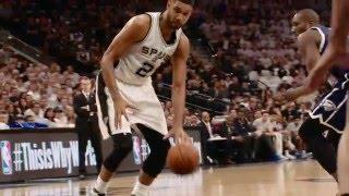 Best of the NBA Playoffs Phantom: Spurs vs Thunder Game 1