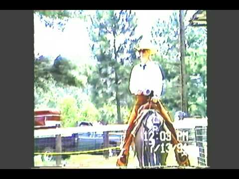 7 13 1991 Tifton, GA DDHA Babe Copper Raven Part 1