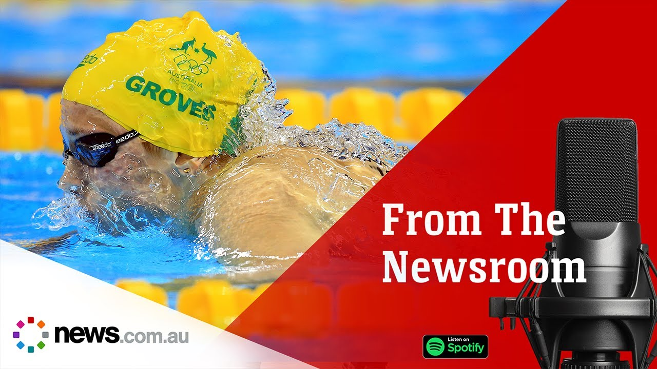 Australian swimmer Madeline Groves withdraws from Olympic trials ...