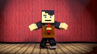 IT'S A HARD LIFE (Minecraft Animation)