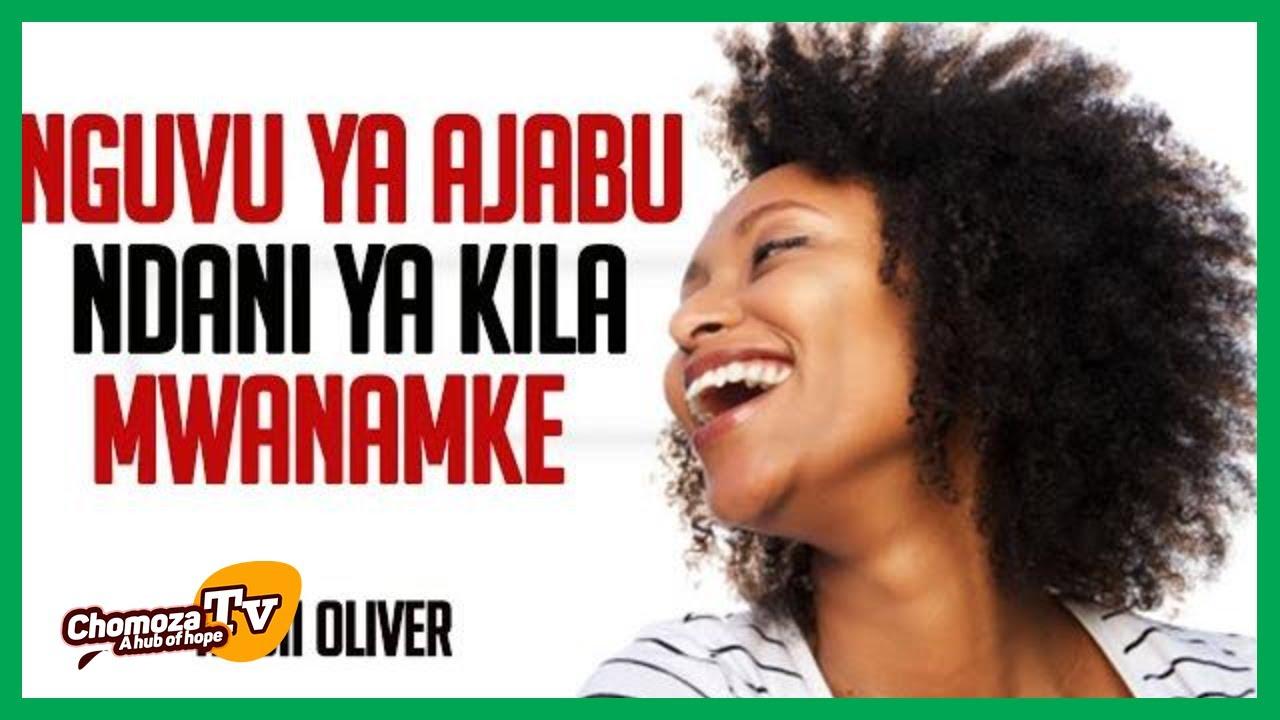 Download Nguvu Ya Ajabu Ndani Ya Mwanamke - Nabii Oliver