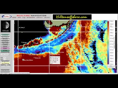 Hilton's Sea Surface Temperature Tutorial
