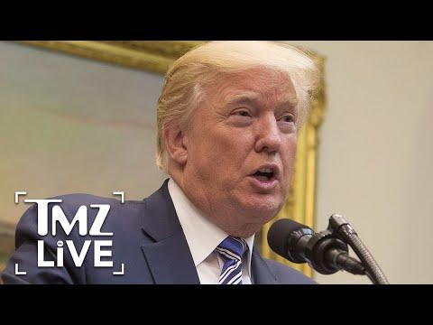 Donald Trump: Nuclear War Threats   TMZ Live