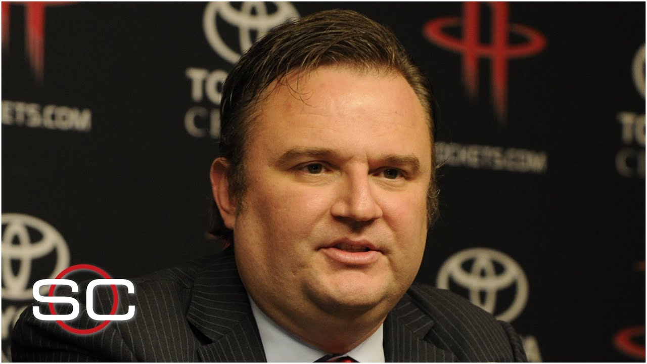 Daryl Morey Steps Down as G.M. of the Houston Rockets