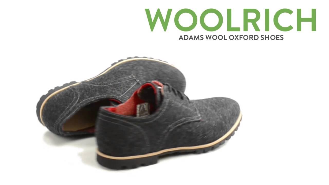 Woolrich Footwear Adams Wool Shoe Women's 54377