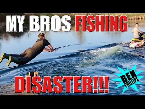 Thumbnail: Jet Ski nearly killed my bro! PRANK!