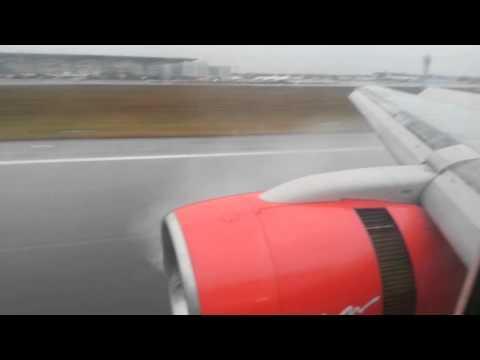 Boeing 757-200 Vim Airlines. Посадка в Пулково