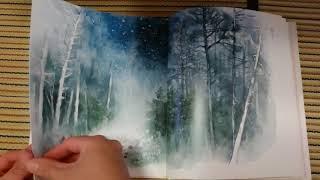 絵本『おさびし山のさくらの木』