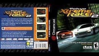 Sega DreamCast: Tokyo Xtreme Racer 2