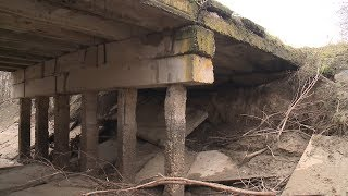 фермеры из Ипатовского округа пожаловались на аварийный мост