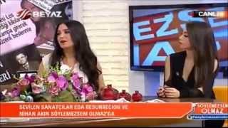 Eda Resurreccion - Beyaz TV  Söylemezsem Olmaz Programı -2 Nisan 2015