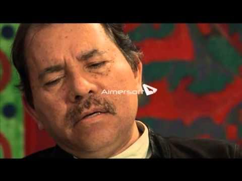 Presidentes Latinoamericanos; Daniel Ortega