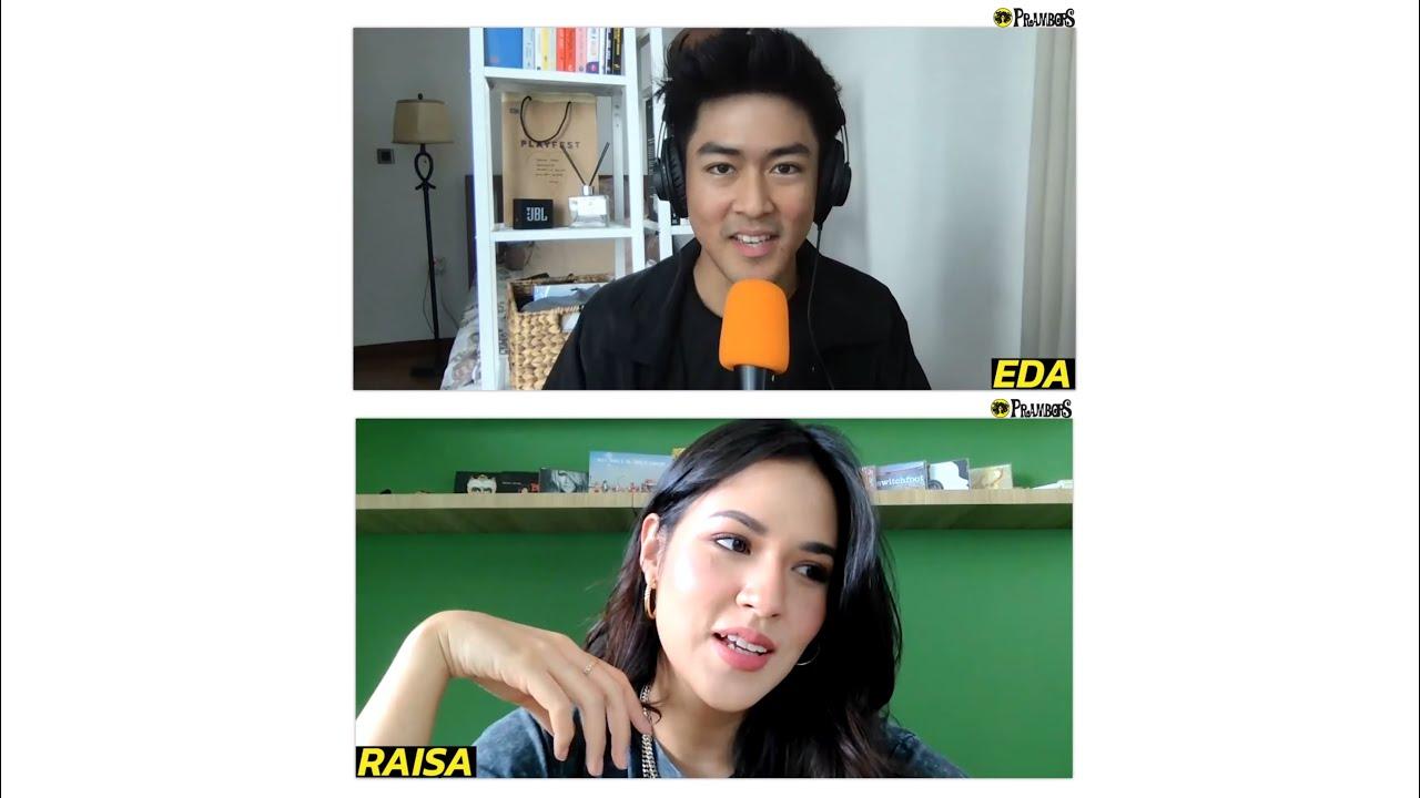 """Raisa Ceritakan Perjalanan EP """"It's Personal"""" & Rayakan Ulang Tahun - Zoom Interview with Eda"""