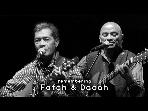 Remembering Fafah & Dadah  RIP