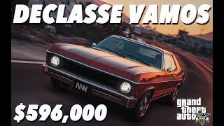 DECLASSE VAMOS! Customization & Review (GTA ONLINE)