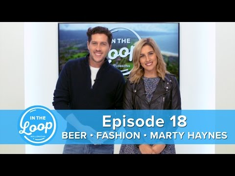 In The Loop - Wollongong - Episode 18
