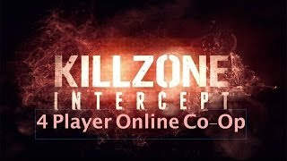 Killzone Shadow Fall Intercept DLC - 4 Player Co-Op (PS4 Gameplay/Impressions HD)