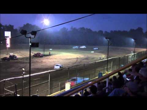 Butler Motor Speedway Street Stock Heat #2 8/15/15