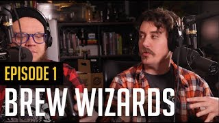 Ep. 1 From The Bunker Podcast - Kyle Kornic/Brew Wizards