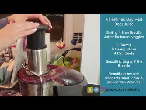 breville-juicer-vitamin-packed-beet-juice-for-healthy-valentines-day
