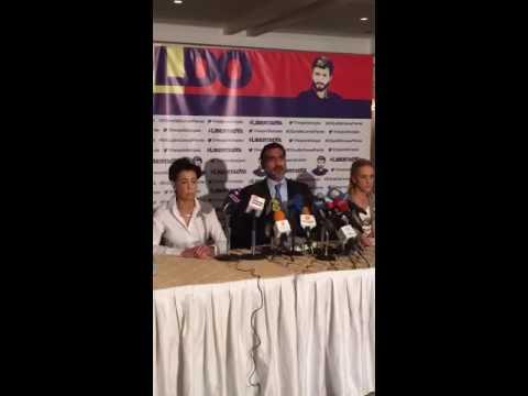 Juan Carlos Gutiérrez Sobre apelación de juicio de Leopoldo López