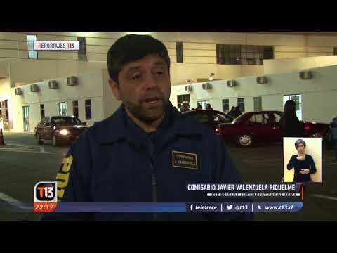 Aeropuerto: la otra frontera, Arica