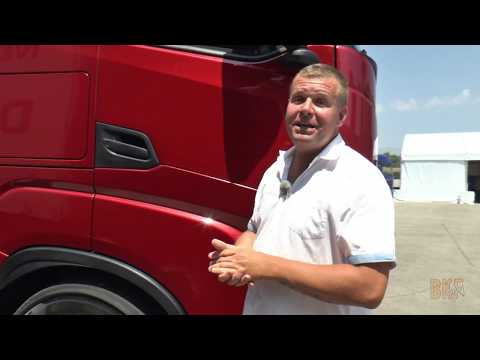IVECO S-WAY Weltpremiere 2019 - New Iveco S-Way - BKFTV