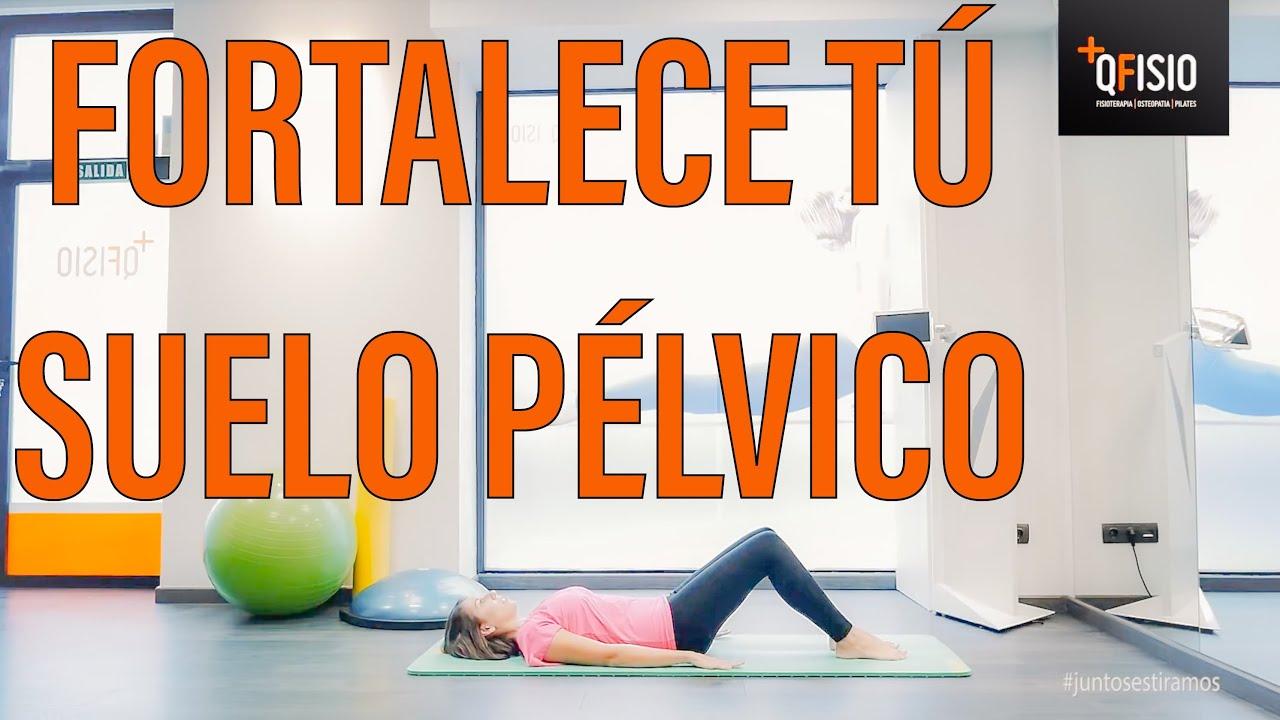 pilates fortalecer suelo pelvico