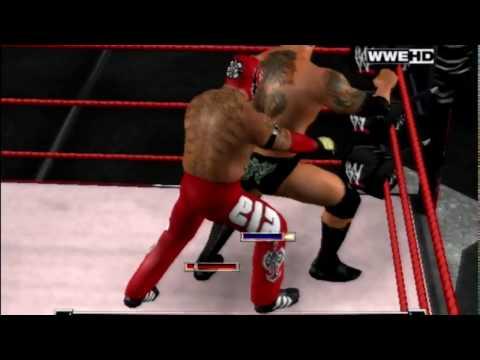 как зделать финишер в игре WWE Raw - Ultimate Impact
