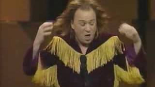 """Comic Relief """"Bobcat Goldthwait"""" Stand Up Comedy"""