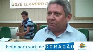 Reunião SOS Jaguaribe e Banabuiú foi debatida na Câmara de Morada Nova