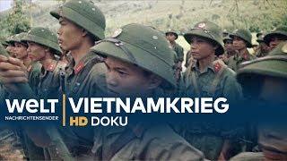 Tragödie in Vietnam - Der amerikanische Krieg   Doku
