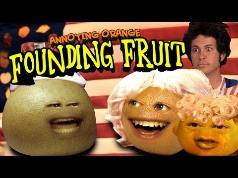 Annoying Orange HFA - Founding Fruits