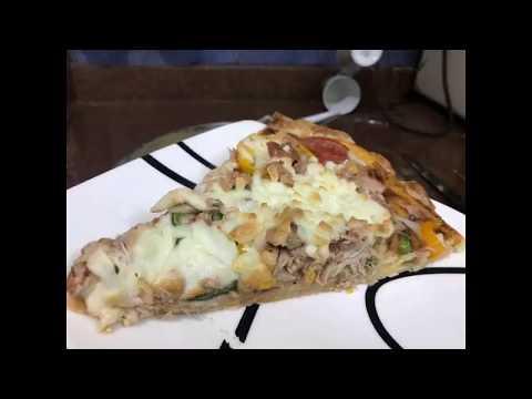 صورة  طريقة عمل البيتزا How to make a Pizza| اسهل طريقه لعمل البيتزا طريقة عمل البيتزا من يوتيوب