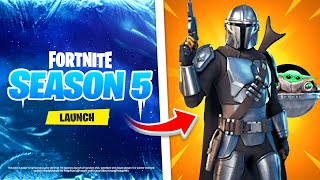Fortnite SEASON 5 - ALL LEAKS EXPLAINED!