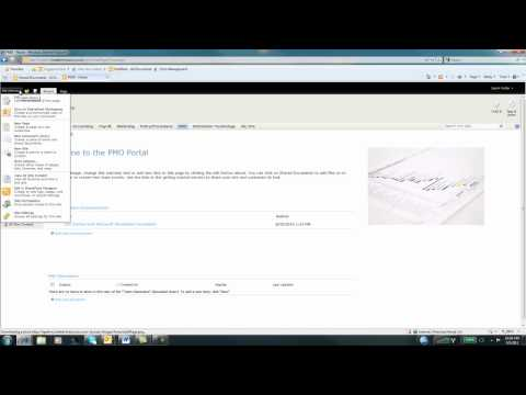 Inserting A Library As A Web Part In SharePoint 2010