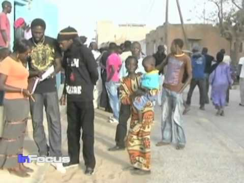 Senegal Youth Vote