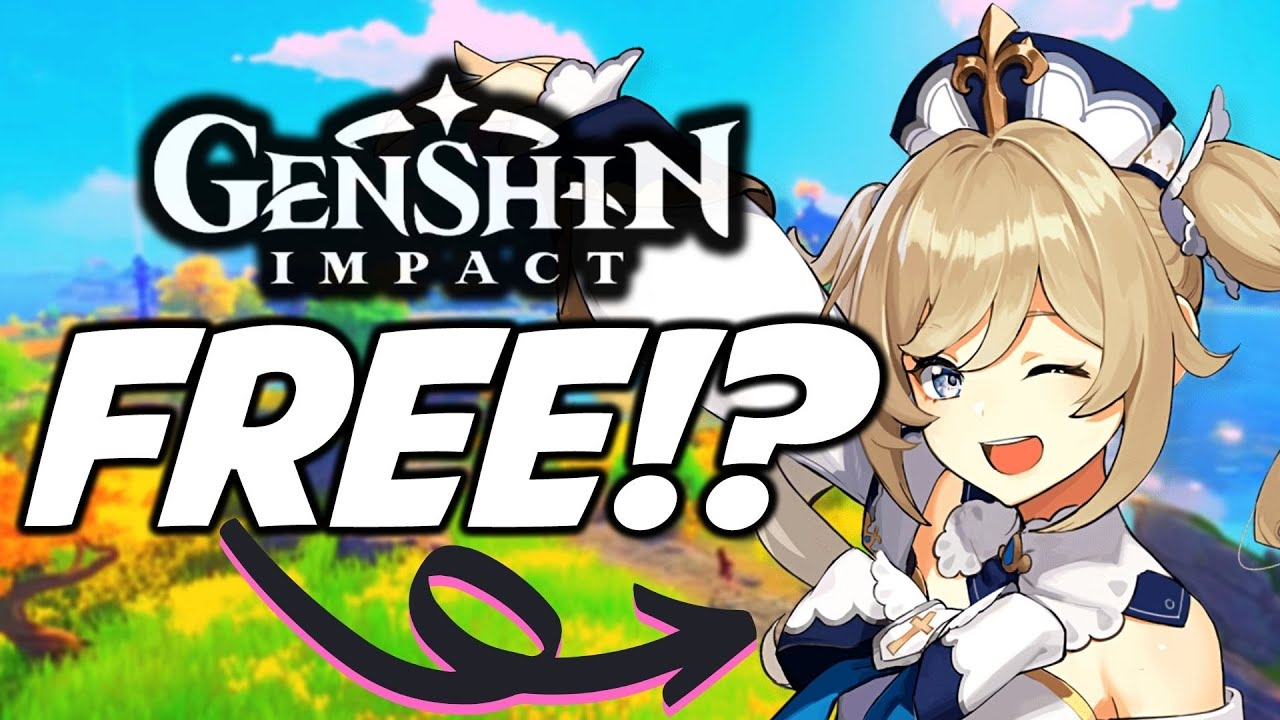 Genshin Impact Free Character Get Before Patch 1 1 Barbara Preview For Beginners Youtube
