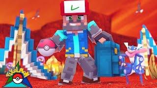 fROGURT THE GRENINJA!!!! #7  Minecraft: Pokmon Trinity Pixelmon
