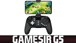 Unboxing GameSir G5 Control Excelente Opcion para tu Android o iOS 😮🎮