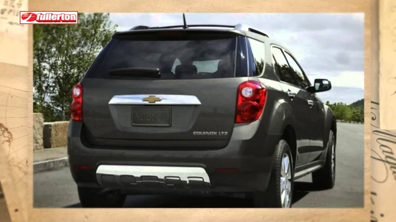 Ford Edge Vs Chevy Equinox